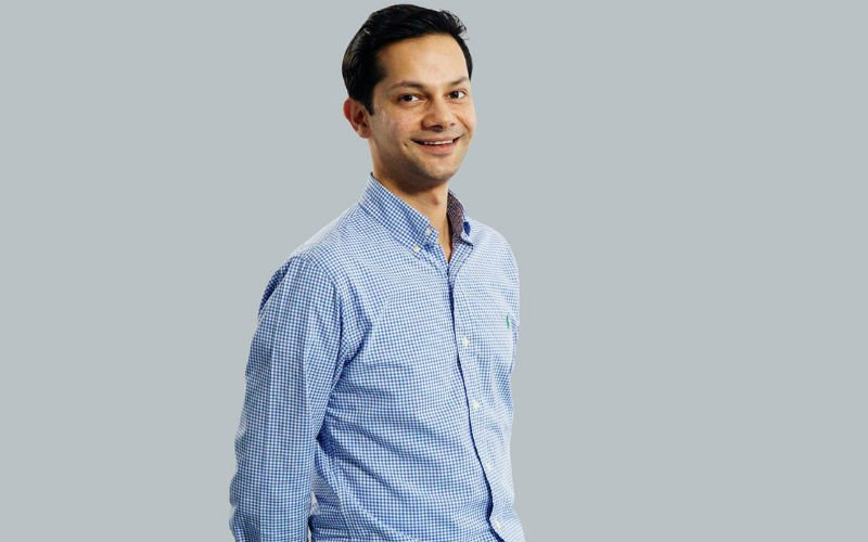 Asesh Sarkar, Salary Finance co-founder and Global CEO