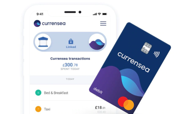 Currensea card